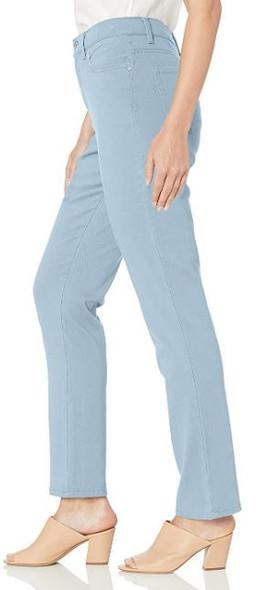 Pants Women Gloria Vanderbilt Amanda Jeans Celestial Blue Average