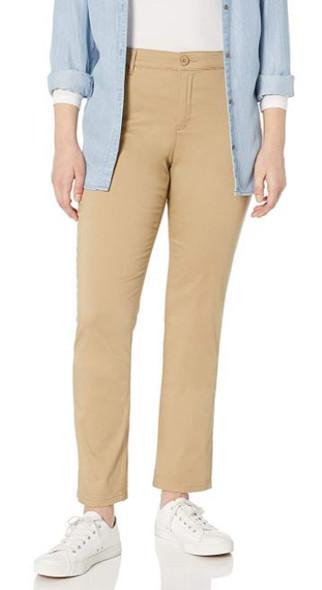 Pants Women Gloria Vanderbilt Khaki Anita straight Average