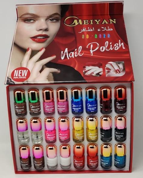 Nails Polish Meiyan Focus 20ml Sold Each