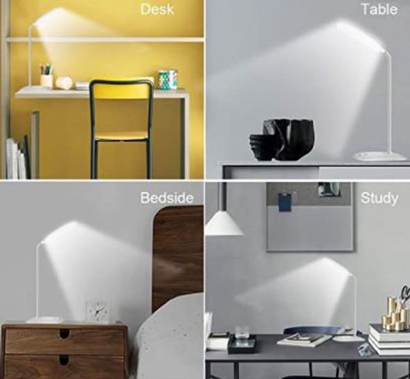 Desk Lamp Deeplite LED White small