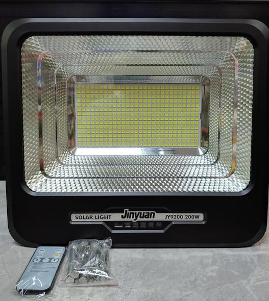 LAMP LED SOLAR FLOOD 200W JINYUAN JY9200 6500K 400PCS LED