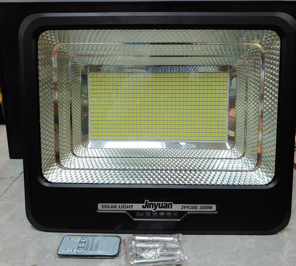 LAMP LED SOLAR FLOOD 300W JINYUAN JY9300 6500K 600PCS LED