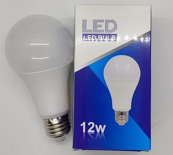 BULB LED 12W 85-265 ROHS ROUND ZY 6500K