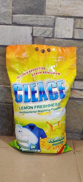 CLEACE SOAP POWDER 6KG LEMON ANTI-BACTERIAL
