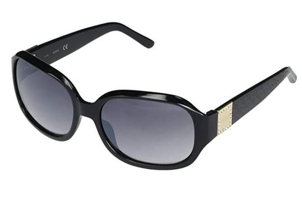 Sunglass Women Guess GF6121 Black