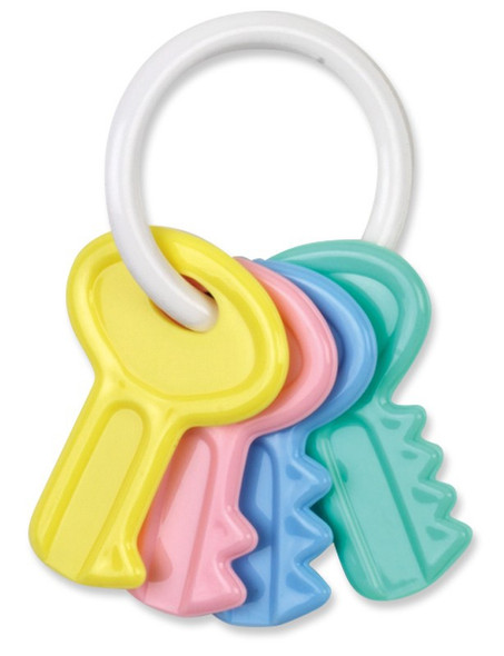 BABY KEY RATTLE BABYKING BK512