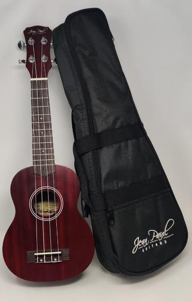 GUITAR UKULELE JEAN PAUL KU-SRD/B WITH BAG