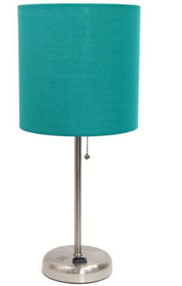 Table lamp LT-2024 Night stand with outlet