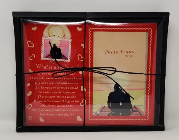 GIFT SET PHOTO FRAME MS-17-230 10*15