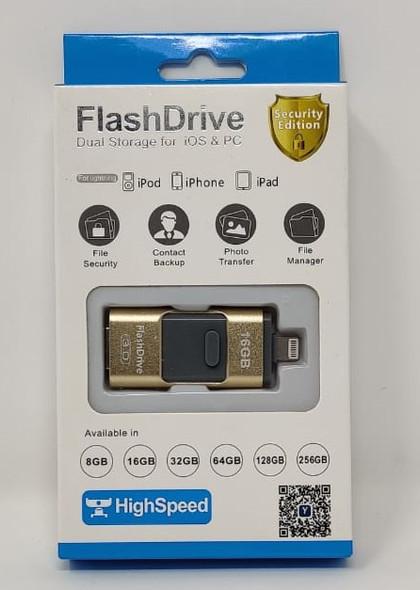 COMPUTER FLASH DRIVE 16GB USB 3.0 LIGHTNING