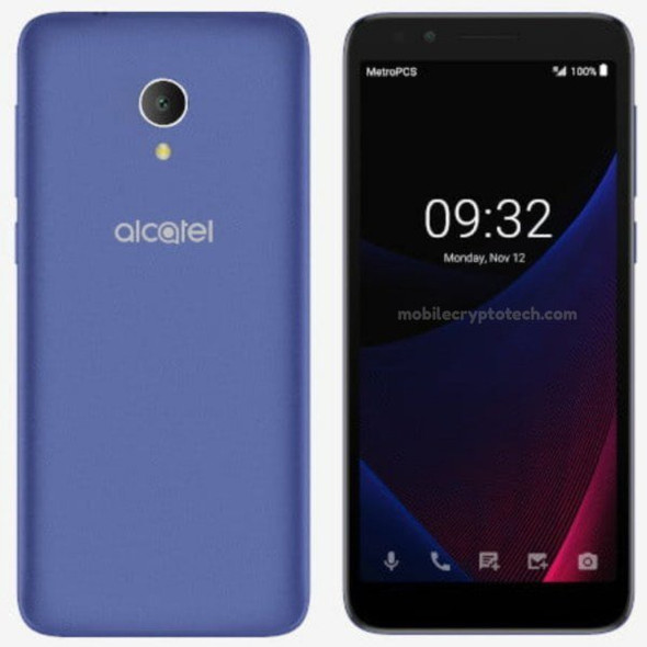 CELLPHONE ALCATEL 1X 5059S-2AALBD2