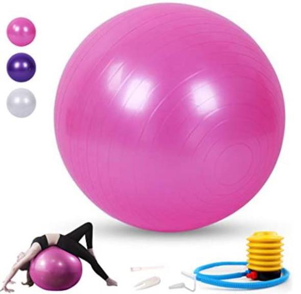 Gym Ball Sodeno Yoga, Birthing, with pump