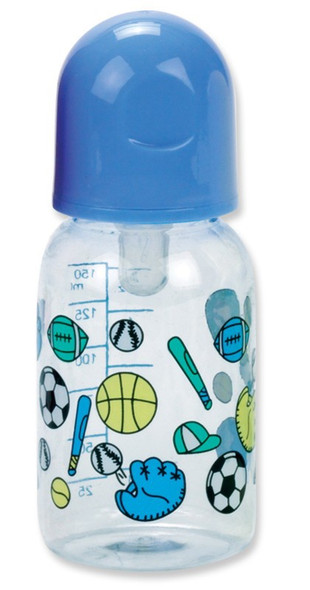 BABY BOTTLE 5oz PRINTED NURSER BABYKING BK66000 BPA FREE