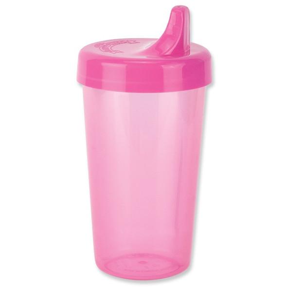 BABY SPILL-PROOF TUMBLER BABYKING BK17592 10oz 6MONTHS + BPA FREE