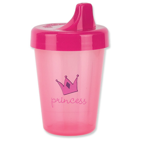 BABY SPILL-PROOF CUP BABYKING BK17562 8oz 6MONTHS + BPA FREE