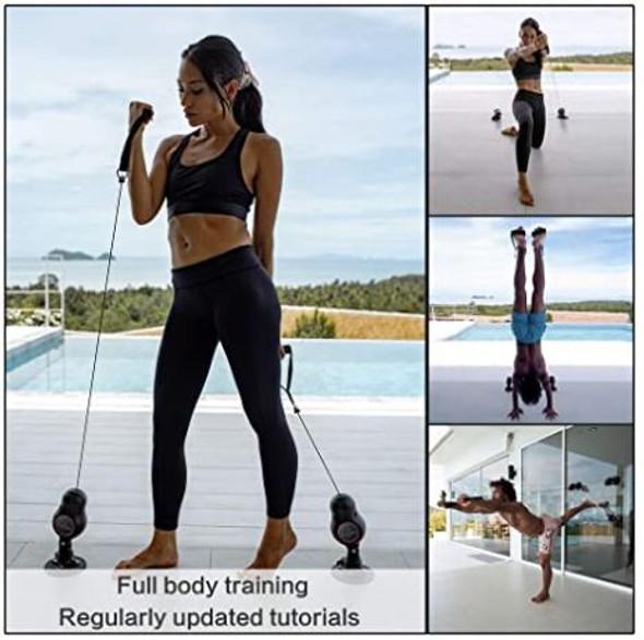 Bodyweight Resistance System Medipull Casada 1pc