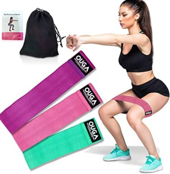 Resistance Band OUGA Outdoor Galantic Exercise Latex
