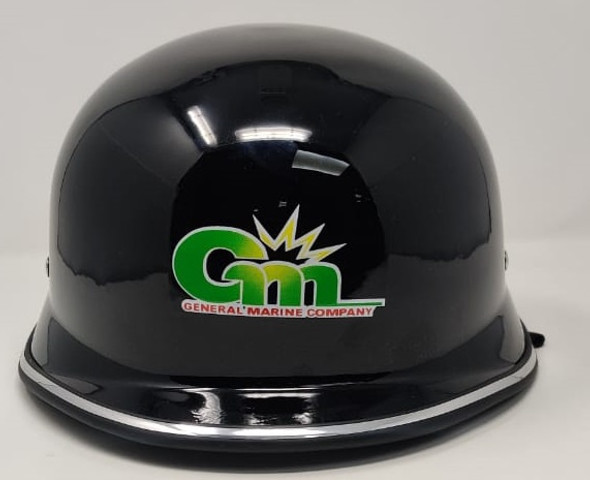 HELMET CAP TYPE GM GENERAL MARINE COMPANY