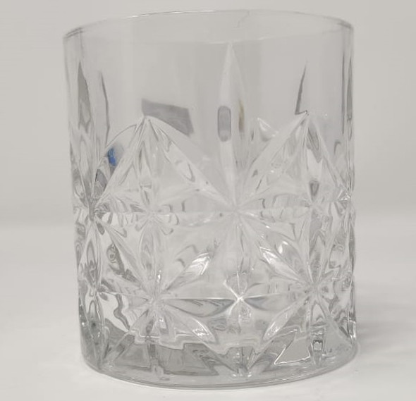 GLASS CUP SET 6PCS CLEAR G-HORSE GLASS-24 BM5411JW3