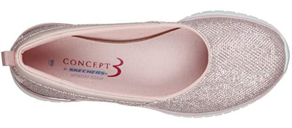 Footwear Skechers Concept 3  Women's Slip-on Sneaker Pink
