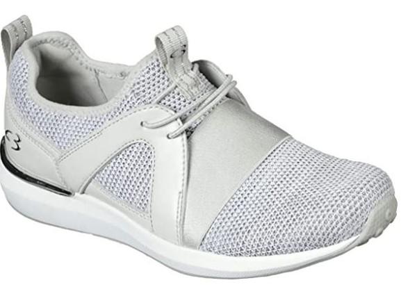 Footwear Skechers Concept 3 women's Sneaker Gray mesh