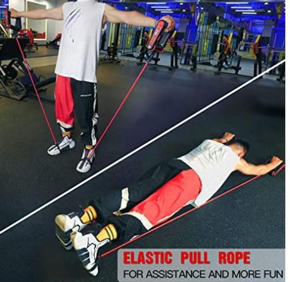 Abdominal Trainer Multifunctional Tomshoo home gym