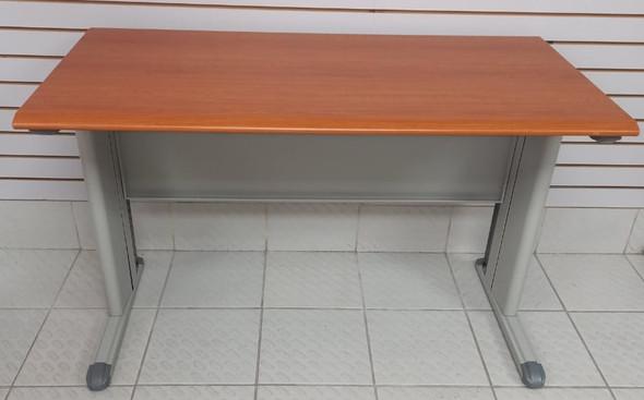 """OFFICE DESK TABLE YD-LC-P 64007 1.2M 47X24X30"""" L-S LEG"""