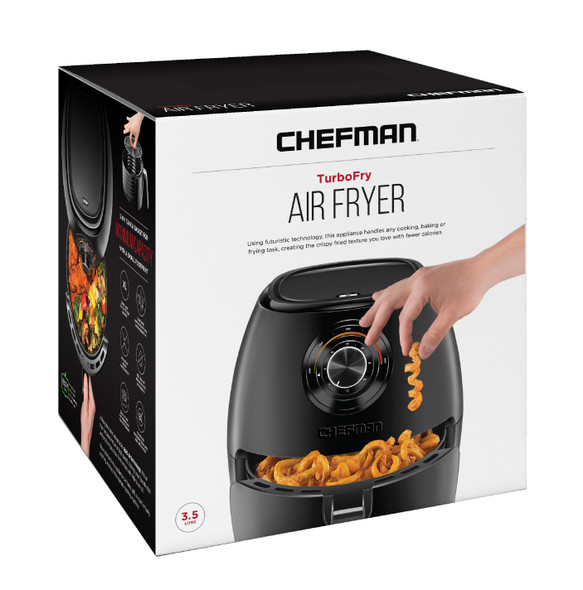 AIR FRYER CHEFMAN RJ38-V3-DC35 3.5l
