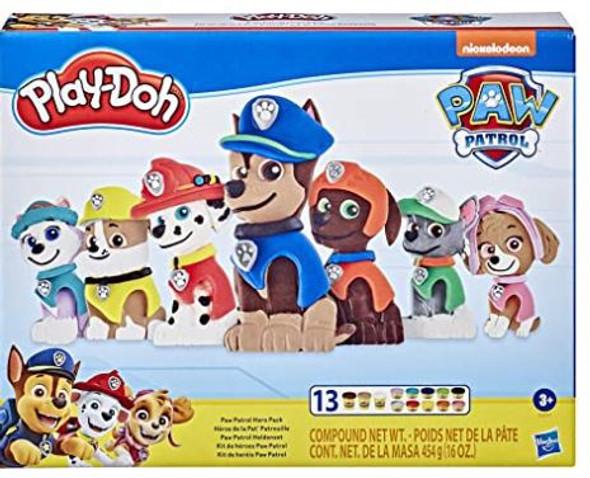 Toy Play-Doh PAW Patrol Hero