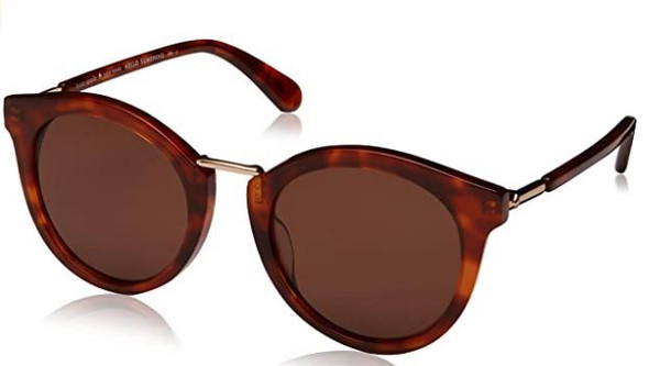 Sunglasses Kate Spade New York Joylyn Dark Havanna
