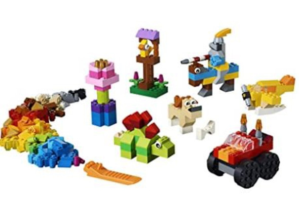 Toy LEGO Classic Basic Brick Building Kit 300 Pieces