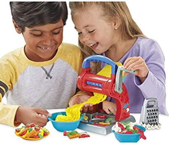 Toy Play-Doh Kitchen Creations Noodle Party Playset 5 Non-Toxic Colors