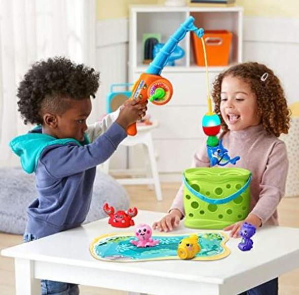 Toy VTech Jiggle and Giggle Fishing Set