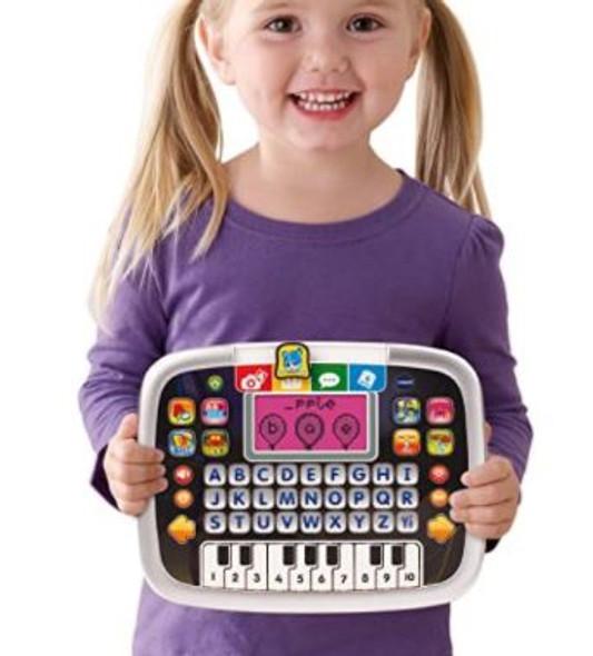 Toy VTech Little Apps Tablet Black
