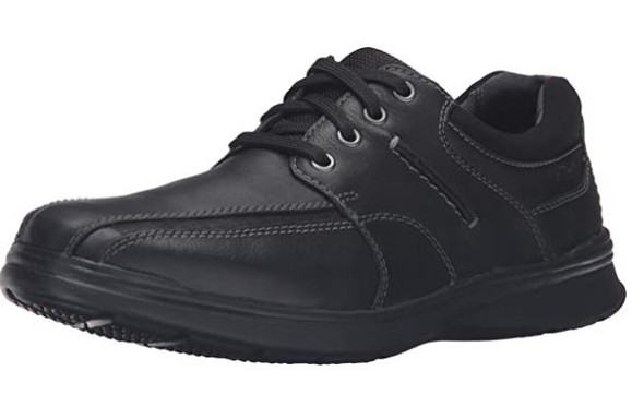 Footwear Clarks Men's Cotrell Walk Oxford Black