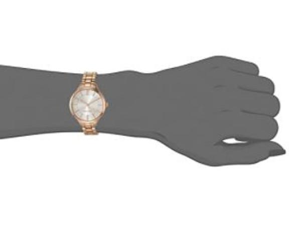 Watch Nine West Women's Bracelet Rose Gold NW2254SVRG