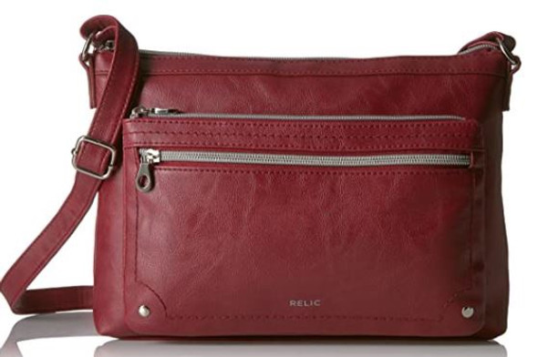 Bag Relic by Fossil Evie Crossbody Baked Apple