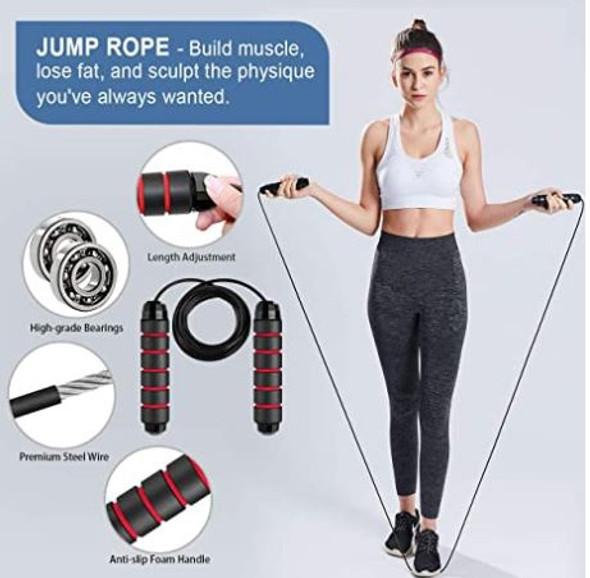 Gym AB WHEEL Roller Kit Luyata