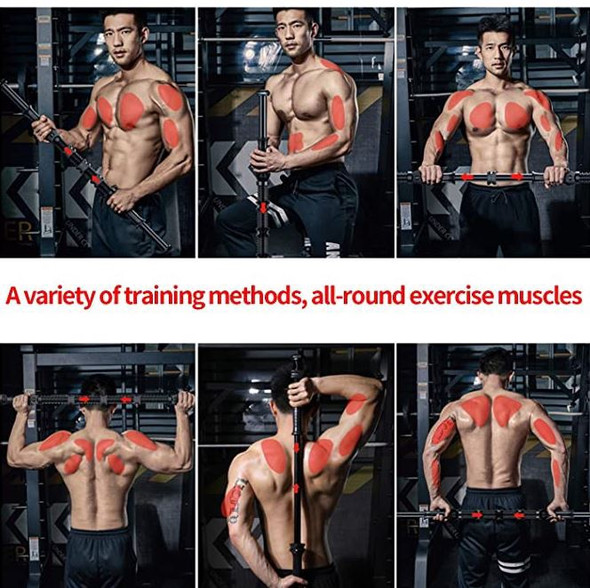 Gym Exercise Bar Newan 70-180lb