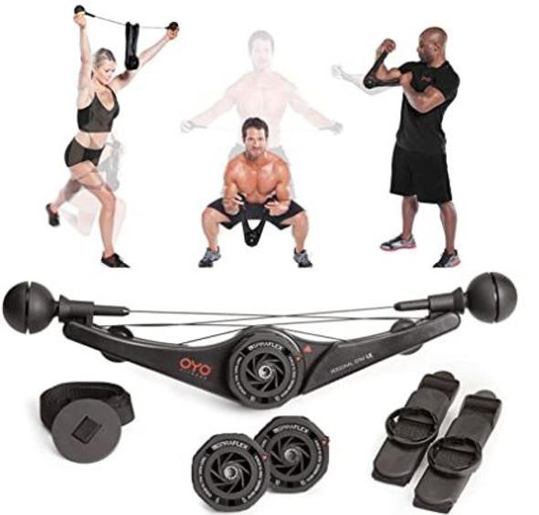 Gym Full Body Personal Portable OYO