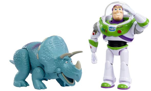 Toy Disney Pixar Buzz Lightyear & Trixie