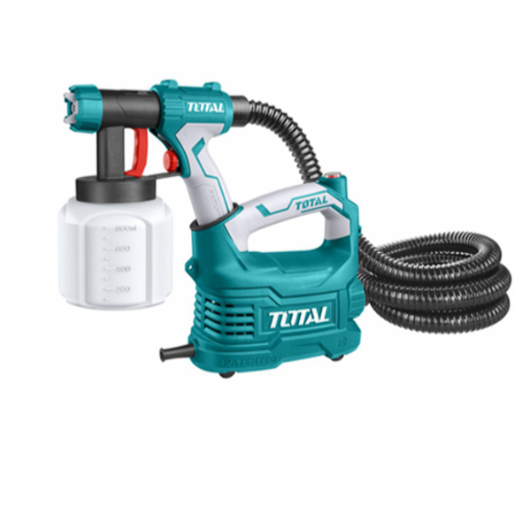 SPRAY GUN TOTAL UTT5006 HVLP FLOOR BASED