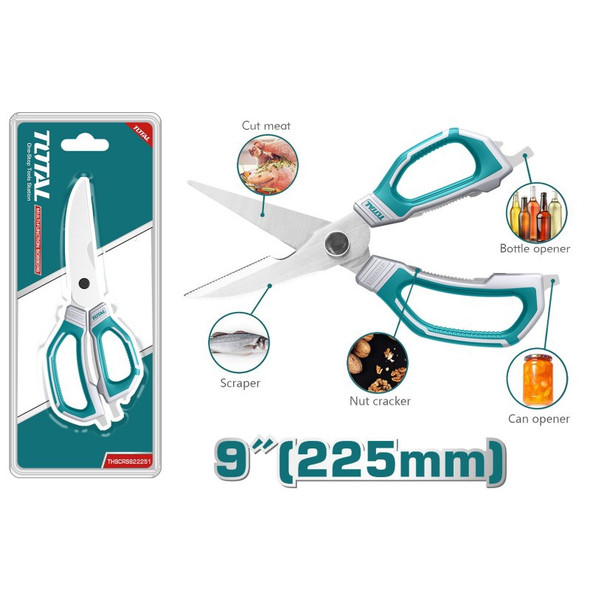 "SCISSORS KITCHEN TOTAL 9"" THSCRS822251"