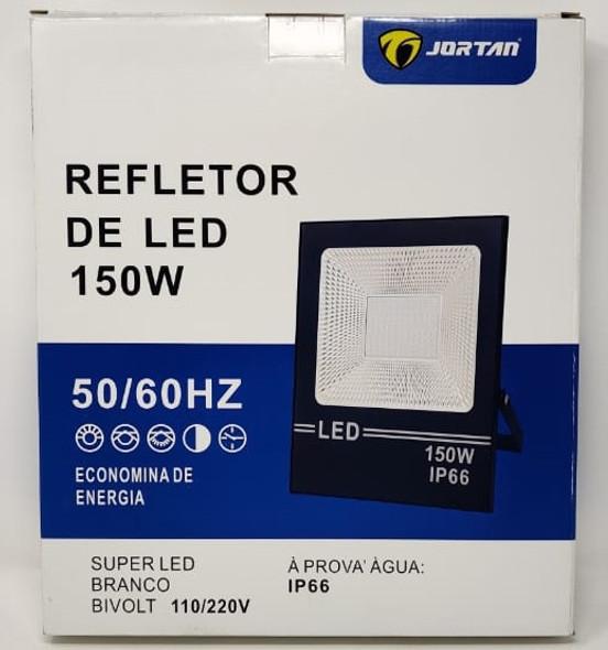 LAMP LED FLOOD 150W JORTAN QT2020.12 IP66 85-265V 50/60HZ 6500K