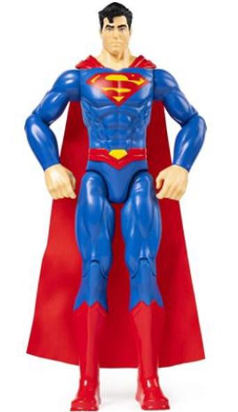 """Toy DC Comics SUPERMAN 12"""" Action Figure"""