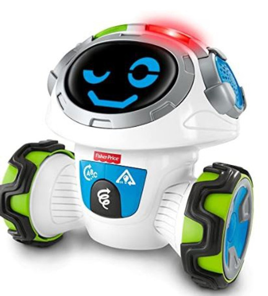 Toy Fisher-Price Robot Think & Learn Teach 'n Tag Movi