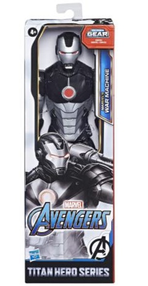 "Toy Marvel's Avengers War Machine 12"" Action Figure"