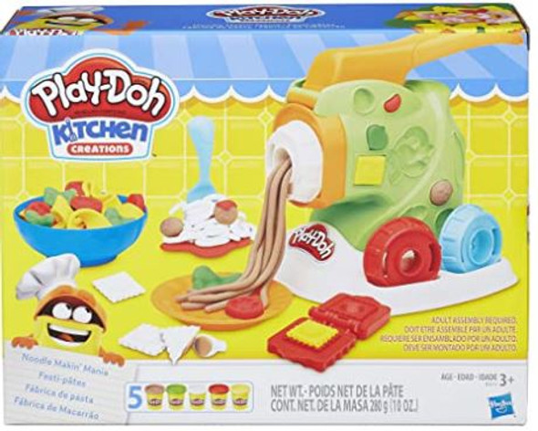 Toy Play-Doh Noodle Makin Mania Set