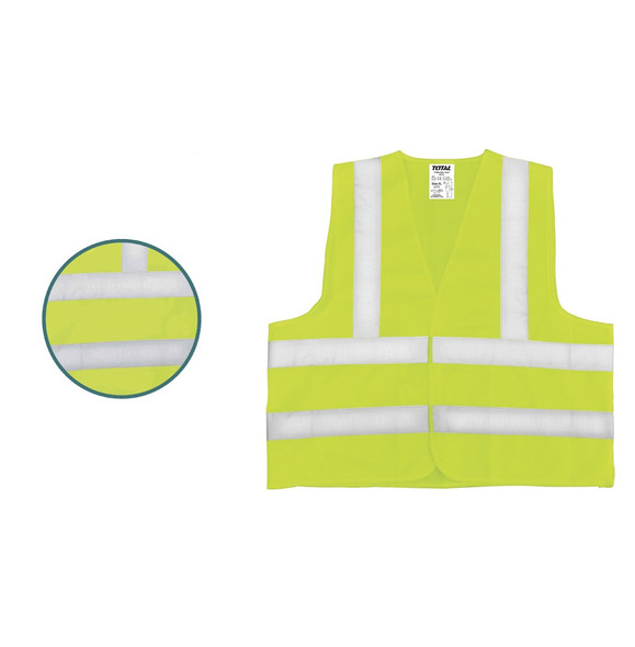 SAFETY VEST TOTAL TSP502 REFLECTION