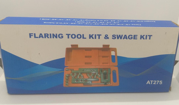 FLARING TOOL KIT & SWAGE KIT AT275